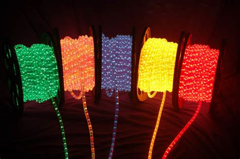 patio rope lights led light design led rope lights outdoor walmart rope