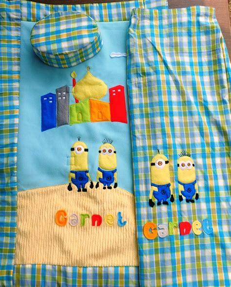 Sarung Minion S sarung set anak gambar minionsarung lucu minion toko