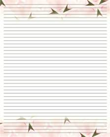 Journal Paper Template by Diary Paper Template Selimtd