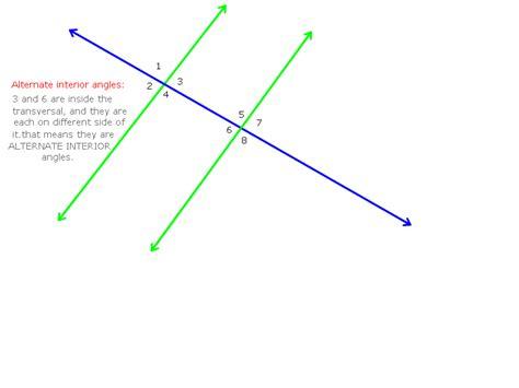 Adjacent Interior Angles by Mrwadeturner T2 Corresponding And Alt Interior