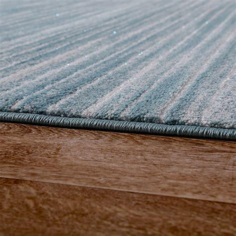 tappeti a righe tappeto soggiorno a righe turchese tapetto24