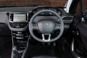 Peugeot 208 Inside Car Picker Peugeot 208 Interior Images