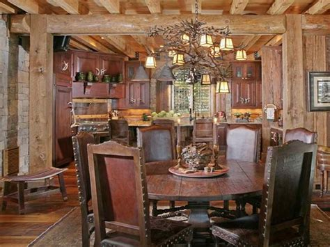 rustic dining rooms 24 totally inviting rustic dining room designs page 2 of 5