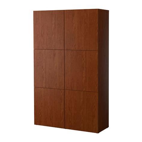 ikea besta doors best 197 storage combination with doors medium brown ikea