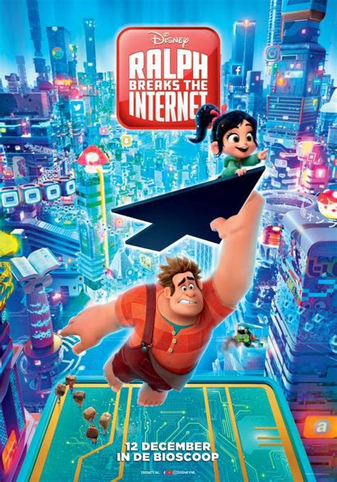 anthony daniels ralph breaks the internet filmladder ralph breaks the internet nl