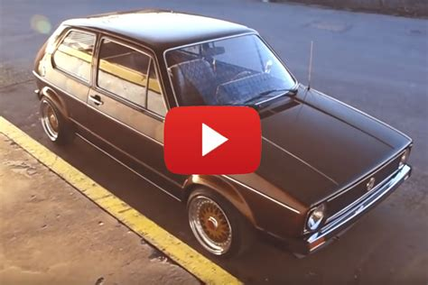 volkswagen golf mk1 modified modified mk1 golf fast car