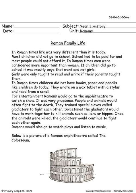 ancient rome worksheets 11 best worksheets images on worksheets ancient romans and ancient rome