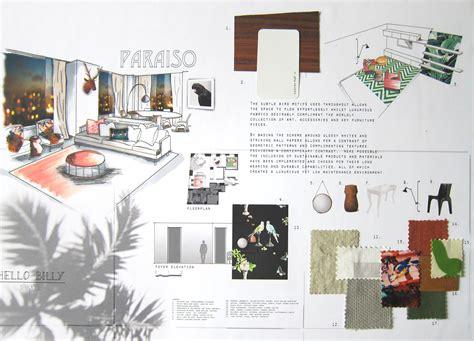 interior design board interior architectural design the penthouse presentation board design portfolio