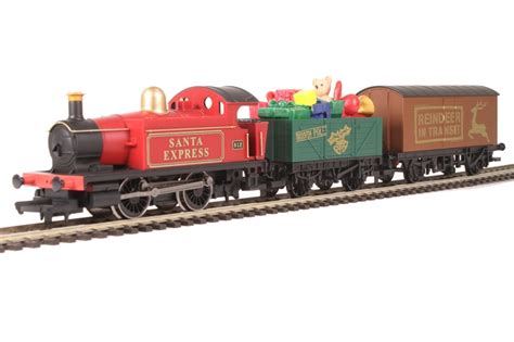 hattons co uk hornby r1185 santa s express christmas