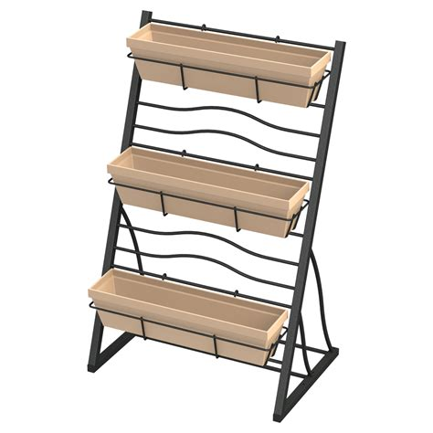 Plant Rack by Herb Garden Rack Peak Products Canada