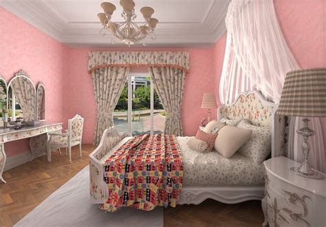 pink wallpaper for bedroom pink girls bedroom wallpaper in new home garden style