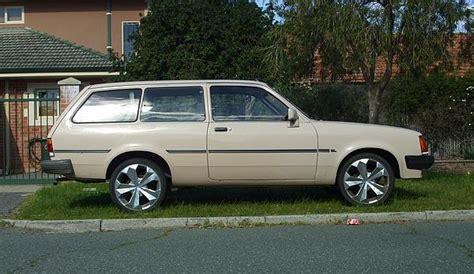 holden gemini wagon you and i and a gemini tf wagon
