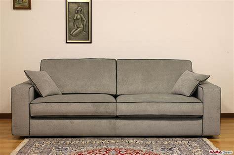 divano moderno divano moderno lineare in tessuto in pelle ed anche su misura