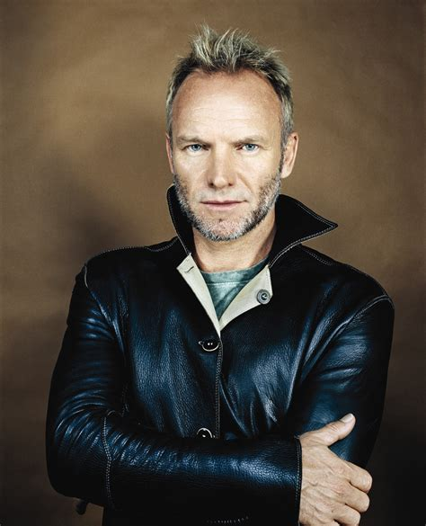 sting acoustic artists sting