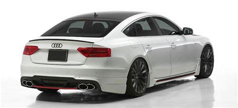 Audi A5 Wing by Audi A5 S5 Rs5 Coupe Rear Boot Trunk Spoiler Lip Wing