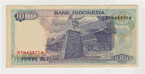Uang Kuno Rp100 Tahun 1992 Perahu Penisi Seri Bgm242802 seri tahun 1992 1999 uang kuno