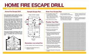 safety plan for home home fire safety and escape plan school pinterest