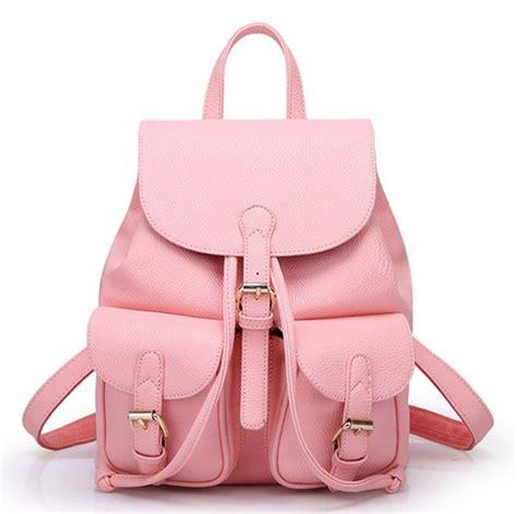 Griliy Bag backpack pu leather mochila s casual daypacks