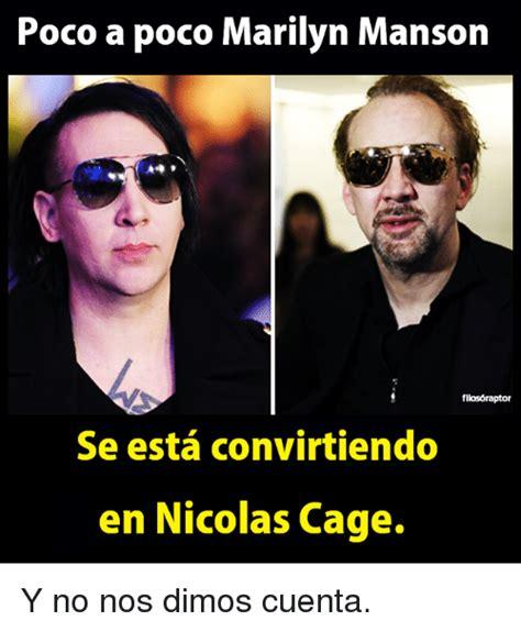 Marilyn Manson Meme - 25 best memes about marilyn manson marilyn manson memes