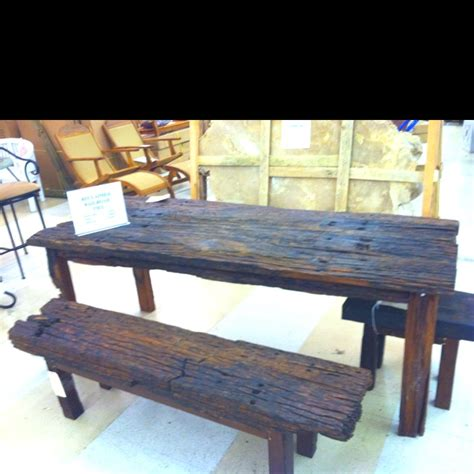 Railroad Furniture by 1000 Ideas About Railroad Ties On Railway