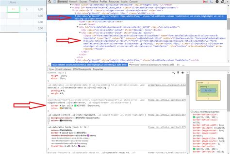 primefaces layout doesn t work jquery remove ui state error celleditor primefaces