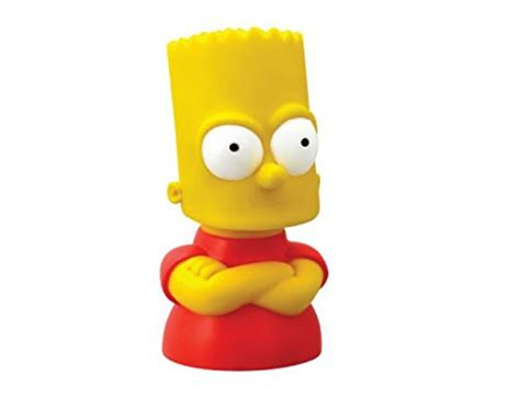 Simpsons Busts Out by Simpsons The Bart Bust Bank Figure Ebay