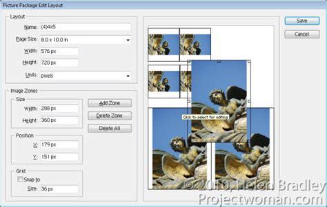 photoshop layout multiple images multiple image printing in photoshop cs4 cs5