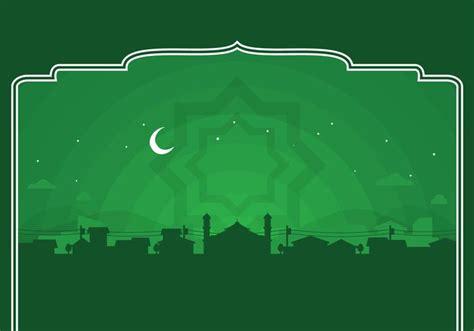 Ramadan Lebaran 2 vector ramadhan background free vector