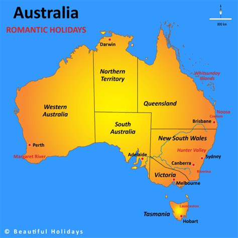 australia map location map of australia showing locations