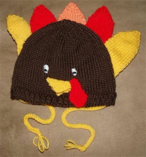 knit turkey hat beadwhore knitting gobble gobble thanksgiving turkey hat
