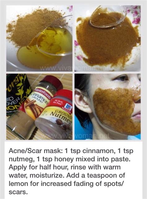 diy mask for acne scars diy acne scar mask trusper