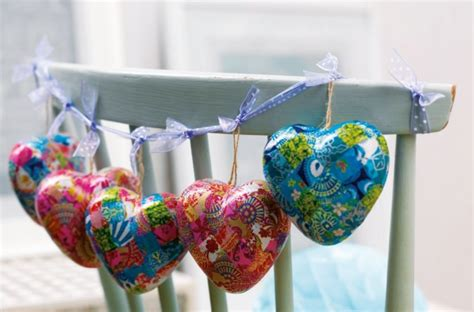 Decoupage Hearts - homemaker magazine forum baking free downloads