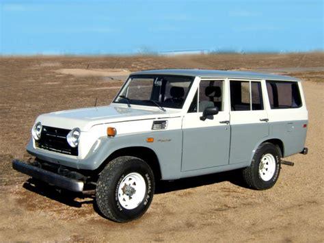 Toyota Fj55 Toyota Land Cruiser Fj55 Modernoffroader Usa Suv