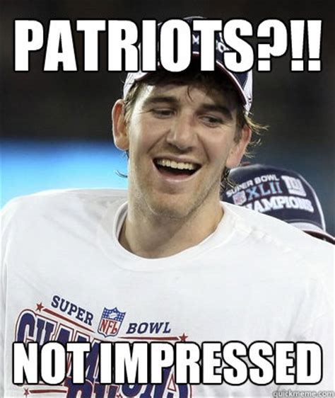 Eli Meme - eli manning you mad memes quickmeme