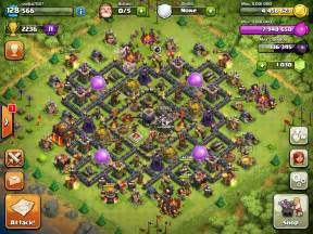 Vodka coc clash of clans town hall 10 base designs