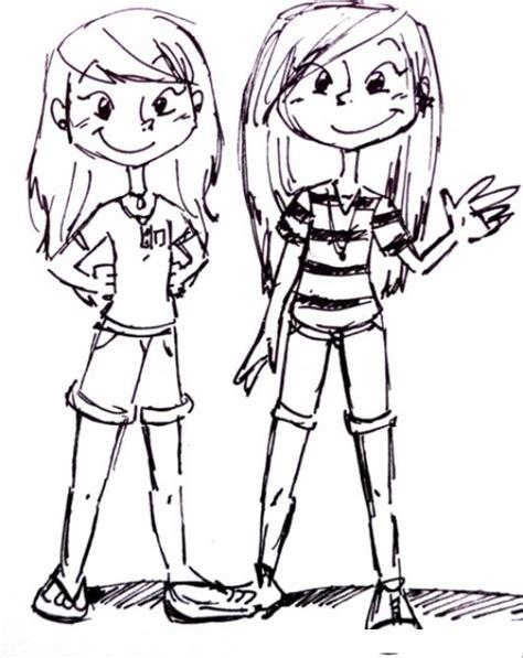 imagenes para una amiga para dibujar fotos de amigas dibujos dibujos de mis mejores amigas