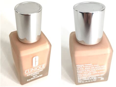 Makeup Clinique clinique superbalanced makeup foundation review swatches demo