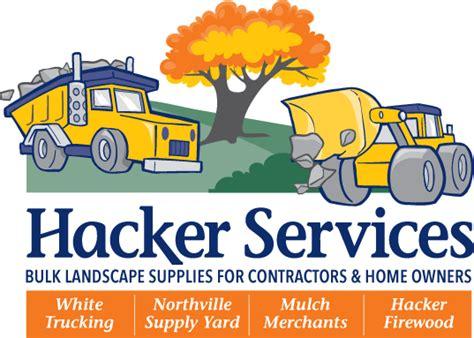 Landscape Supply Northville Mi Landscape Supply Mulch Firewood Hacker Services