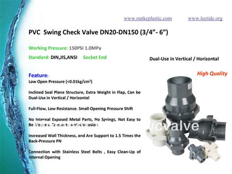 vertical swing check valve pvc vertical swing check valve dn80 90mm 3 jpg