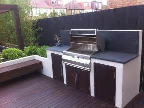 built in bbq gardens i love pinterest