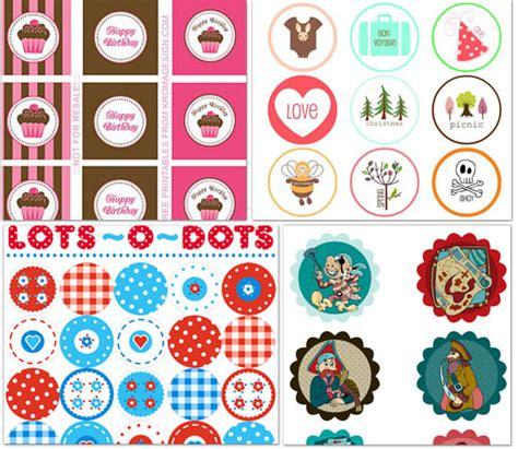 18 free printable cupcake toppers tip junkie