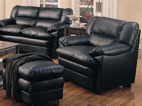 overstuffed leather chair and ottoman overstuffed chair and ottoman set home design ideas