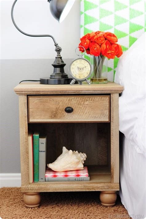 try as a bedside table with one on each side of a futon