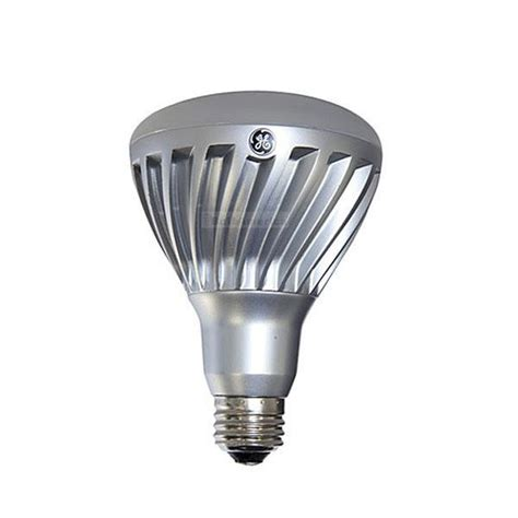ge energy smart led lights ge 12w 120v br30 silver frosted dimmable 2700k energy