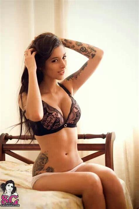 hot tattoo pinterest suicide girl hot damn pinterest