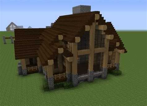 Mod Cabin by Minecraft Log Cabin Amazing Log Cabin Mod V1 0 Minecraft Mod New Home Plans Design