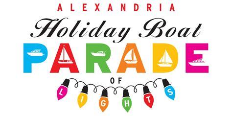 alexandria boat parade 2017 alexandria holiday boat parade of lights sign up