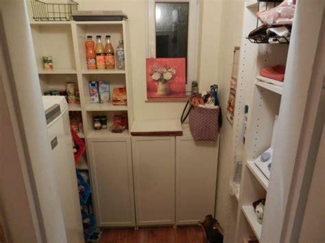 kleine speisekammer k 252 che speisekammer vorher nachher