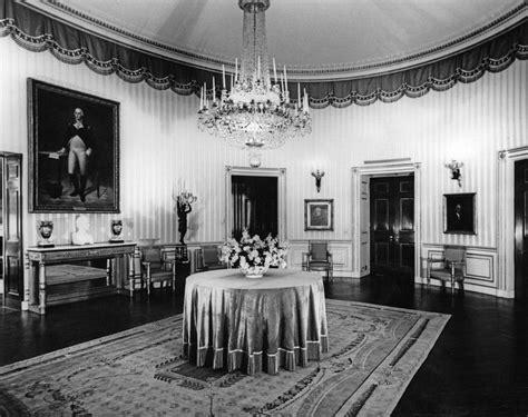 white house blue ar6333 4f blue room white house john f kennedy presidential library museum