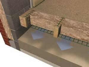 knauf insulation earthwool thermal floor slab floor slab